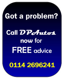 Call DPAutos for FREE advice today!